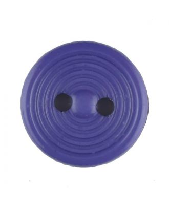 polyamide button with 2 holes - Size: 13mm - Color: lilac - Art.No. 217708
