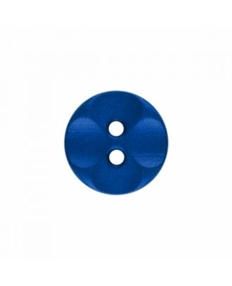 polyamide button round shape with 2 holes - Size: 13mm - Color: royal blue - Art.-Nr.: 226811