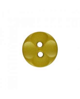 polyamide button round shape with 2 holes - Size: 13mm - Color: light green - Art.-Nr.: 226816