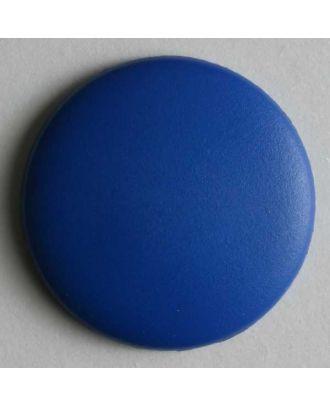 Fashion button - Size: 20mm - Color: blue - Art.No. 230685