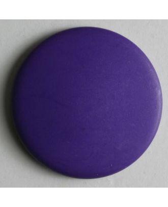 Fashion button - Size: 20mm - Color: lilac - Art.No. 231229