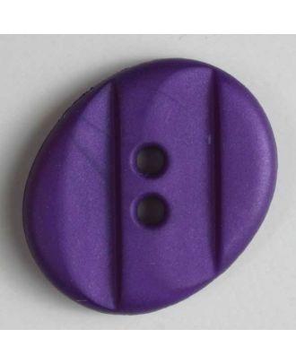 Fashion button - Size: 20mm - Color: lilac - Art.No. 250608