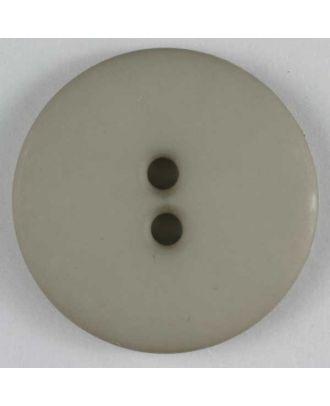 Fashion button - Size: 11mm - Color: beige - Art.No. 150216