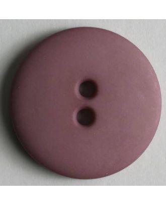 Fashion button - Size: 11mm - Color: lilac - Art.No. 150200