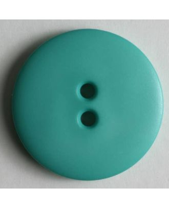 Fashion button - Size: 13mm - Color: green - Art.No. 170404