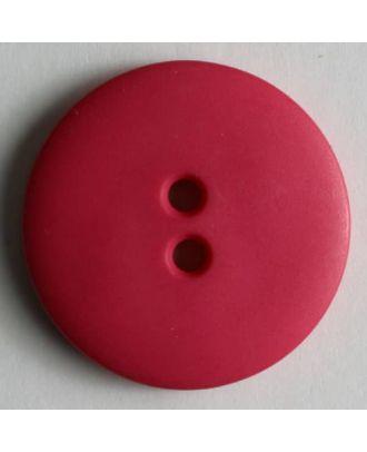 Fashion button - Size: 23mm - Color: pink - Art.No. 221167