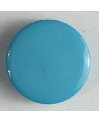 Fashion button - Size: 10mm - Color: blue - Art.No. 150151