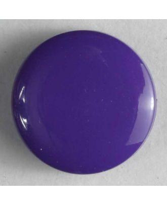 Fashion button - Size: 10mm - Color: lilac - Art.No. 150184