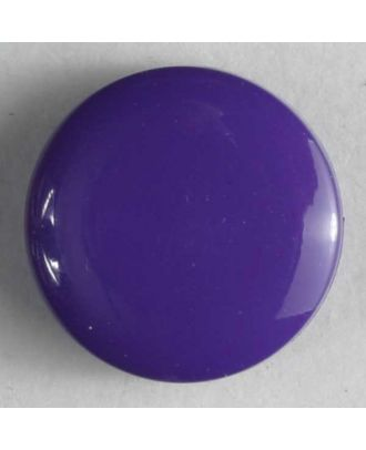 Fashion button - Size: 13mm - Color: lilac - Art.No. 180968