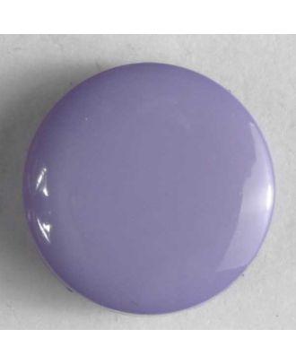 Fashion button - Size: 10mm - Color: lilac - Art.No. 150154