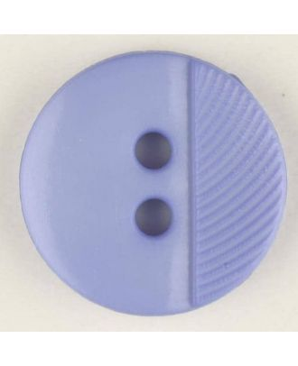 polyester buttons with 4 holes - Size: 13mm - Color: lilac - Art.No. 212704