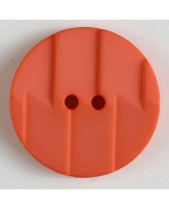 polyamide button 2 holes - Size: 28mm - Color: pink - Art.No. 345607