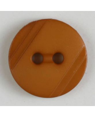 shirt buttons with 2 holes - Size: 13mm - Color: beige - Art.No. 217601