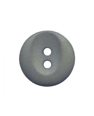 polyamide button round shape with 2 holes - Size: 13mm - Color: grau - Art.No.: 222050