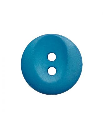 polyamide button round shape with 2 holes - Size: 13mm - Color: blau - Art.No.: 222058