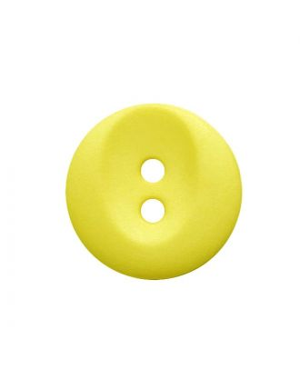 polyamide button round shape with 2 holes - Size: 13mm - Color: gelb - Art.No.: 222069
