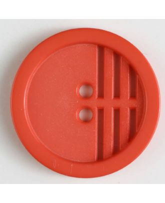 polyamide button - Size: 25mm - Color: pink - Art.No. 306605