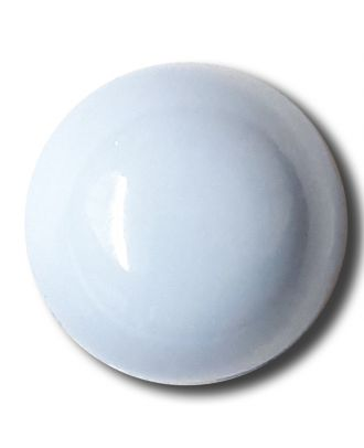 half ball button with shank - Size: 15mm - Color: blue/light blue - Art.No. 222830
