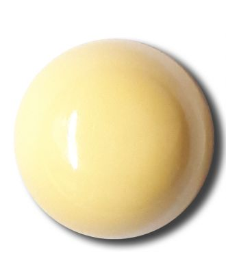 half ball button with shank - Size: 13mm - Color: yellow - Art.No. 212845