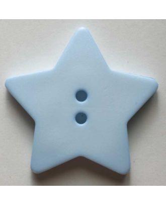 Quilting & Patchwork button - Size: 28mm - Color: blue - Art.No. 289032