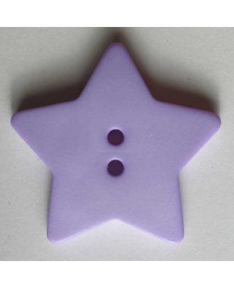 Quilting & Patchwork button - Size: 28mm - Color: lilac - Art.No. 289037