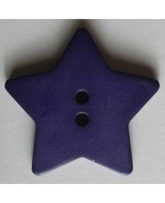 Quilting & Patchwork button - Size: 28mm - Color: lilac - Art.No. 289038