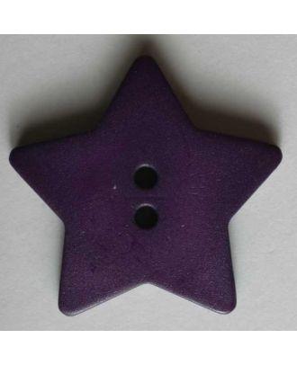Quilting & Patchwork button - Size: 28mm - Color: lilac - Art.No. 289039