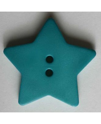 Quilting & Patchwork button - Size: 28mm - Color: green - Art.No. 289041