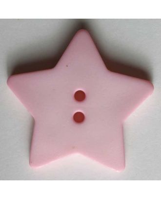Quilting & Patchwork button - Size: 28mm - Color: pink - Art.No. 289043