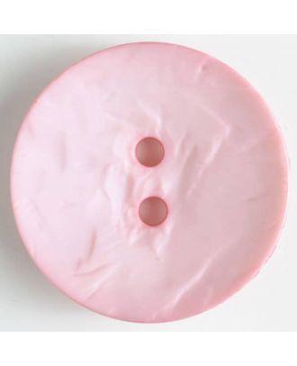 fashion button - Size: 60mm - Color: pink - Art.-Nr.: 410136