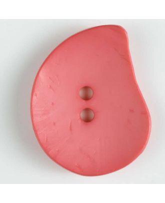 fashion button - Size: 50mm - Color: pink - Art.-Nr.: 390145