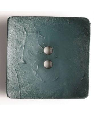 Fashion Button - Size: 60mm - Color: green - Art.No. 410053