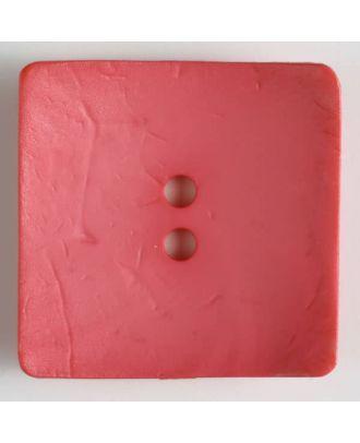 fashion button - Size: 60mm - Color: pink - Art.-Nr.: 410107