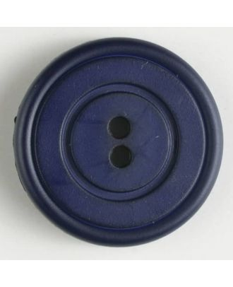 fashion button - Size: 34mm - Color: lilac - Art.-Nr.: 370424