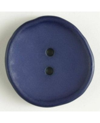 fashion button - Size: 38mm - Color: lilac - Art.-Nr.: 380213