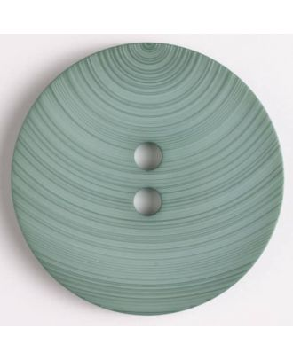 fashion button - Size: 54mm - Color: green - Art.-Nr.: 450127