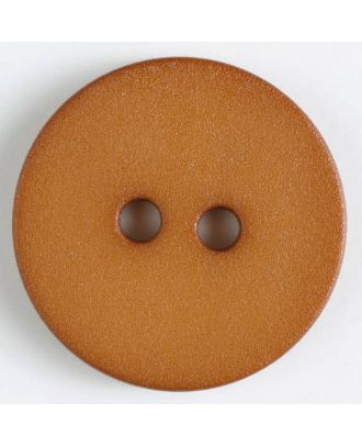 polyamide button with 2 holes - Size: 20mm - Color: beige - Art.No. 267602