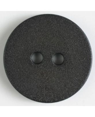 polyamide button with 2 holes - Size: 30mm - Color: brown - Art.No. 347603