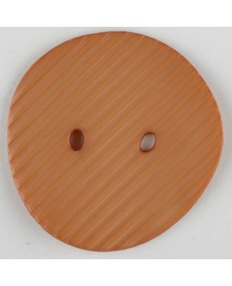 polyamide button, 2 holes - Size: 25mm - Color: beige - Art.-Nr.: 313715