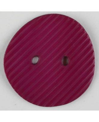 polyamide button, 2 holes - Size: 25mm - Color: lilac - Art.-Nr.: 313722