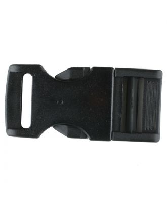 plastic fastener - Size: 20mm - Color: black - Art.No. 330909
