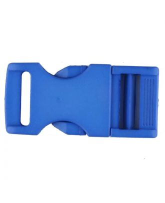 plastic fastener - Size: 20mm - Color: blue - Art.No. 331063