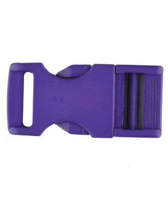plastic fastener - Size: 20mm - Color: lilac - Art.No. 331064