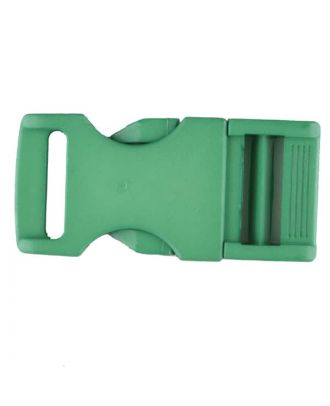 plastic fastener - Size: 20mm - Color: green - Art.No. 331065