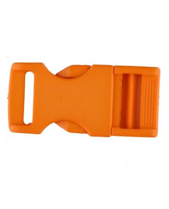 plastic fastener - Size: 20mm - Color: orange - Art.No. 331070