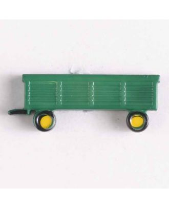trailer - Size: 29mm - Color: green - Art.-Nr.: 340785