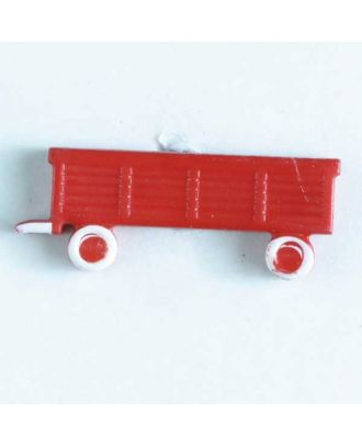 trailer - Size: 29mm - Color: red - Art.-Nr.: 340786