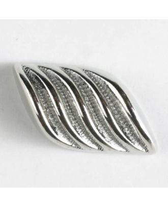 full metal button - Size: 23mm - Color: silver - Art.No. 330293