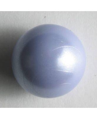 polyamide button - Size: 8mm - Color: lilac - Art.No. 201187