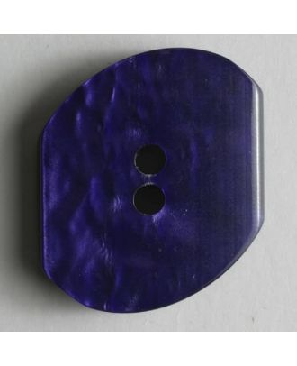 polyester button - Size: 20mm - Color: lilac - Art.No. 250756